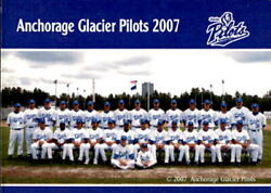 2007 Anchorage Glacier Pilots Team Issue ... Pick Your Player