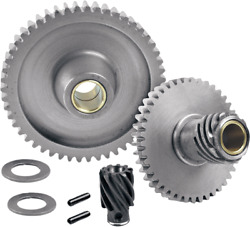 S And S Cycle Generator Crankcase Gear Kit Standard Clockwise Rotation 33-4226