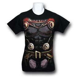 Thor Nordic Costume T Shirt Black