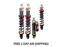 Elka Front And Rear Recreational Suspension Shock Kit M 8000 Sno Pro 162 2015