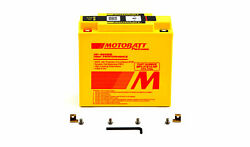 Motobatt Pro Lithium Battery Mpl51814-hp With Charge Protection Circuit Each