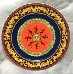 Versace By Rosenthal   Iconic Heroes  4 Piece Place Setting