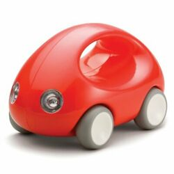 Kid O Go Car Early Learning Push And Pull Toy - Red