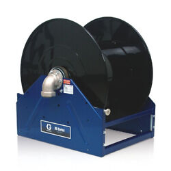 Graco 24r525 Xd80 1 Inlet/outlet Bare Reel Npt 115 Vac Electric Motor Blue