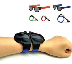 Slappable Bracelet Sun Glasses