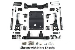 Zone Offroad 4 Suspension Lift Kit For Toyota Tacoma 16-18 4wd Non-trd Pro