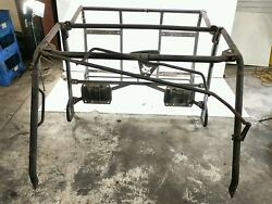 14 Bob Cat 3400 Xld Ranger 900 4x4 Roof Roll Cage Support Bar