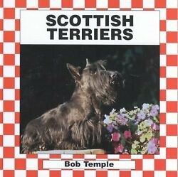 Scottish Terriers Library by Temple Bob Like New Used Free shipping in th...