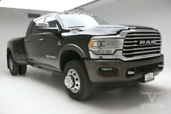 2019 Ram 3500  2019 Navigation Leather Heated Uconnect Bluetooth I6 Diesel Vernon Auto Group