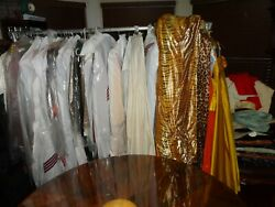 Large Fashion Supplies Dresses machines Designs BUSINESS OPPORTUNITY NY 1990s