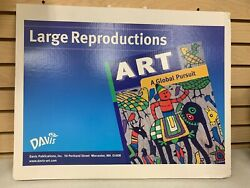 Davis Art A Global Pursuit Large Reproductions 18 Photo Informational Cards New