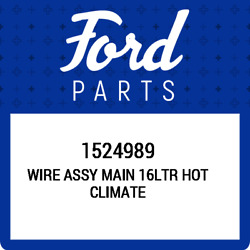 1524989 Ford Wire assy main 16ltr hot climate 1524989, New Genuine OEM Part
