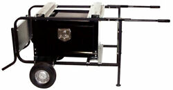 Wheeler-rex 60507 Threader Cart For 63906790 6793 And 6794 Machines W/ Toolbox