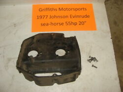 1977 76 78 Johnson Evinrude Outboard Sea-horse 55hp Intake Breather Airbox Base