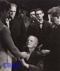Alfred Lunt The Visit 0n London Stage Vintage Photo Shot By Tony Armstrong Jones