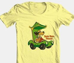 Hong Kong Phooey T shirt retro 80#x27;s Saturday morning cartoon cotton graphic tee