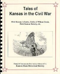 Civil War In The West Special Set Of 5 Kansas Books At A Reduced Price Ks