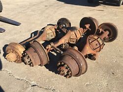 Cckw Dukw G508 G501 Front And 2 Rear Axles 1 Set Used