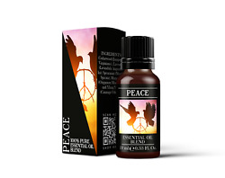 Mystix London Peace Essential Oil Blend - 100% Pure - 10ml (EOB10PEAC)