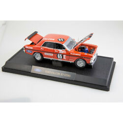 New Ozlegends Ford Falcon Xy Gtho 65e 132 Diecast Model Moffat 65 Racing Series