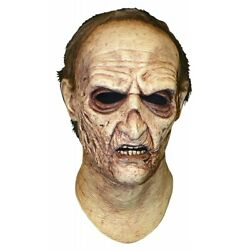 Zombie Mask Adult Scary Horror Movie The Butcher Halloween Costume Fancy Dress
