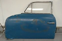 Used Original Genuine Porsche 356b Coupe Drivers Door Assembly With Frame Nla 11