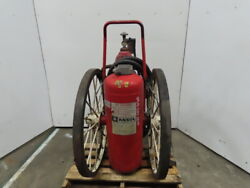 Ansul 150-b Wheeled Dry Chemical Fire Extinguisher