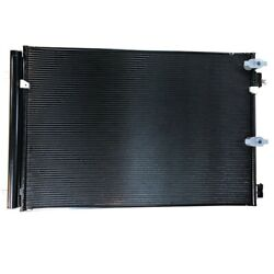 Bentley Continental Gt 2011-2018 Ac Condenser With Dryer 3w0260401a