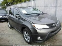 Driver Rear Suspension Without Crossmember FWD Fits 10-18 RAV4 2896606