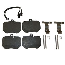 03-18 Bentley Continental Gt Front Carbon Ceramic Brake Pads 3w0698151s