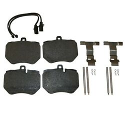06-10 Bentley Continental Gtc Front Carbon Ceramic Brake Pads 3w0698151s