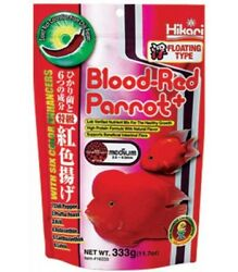 Hikari Blood-red Parrot+ 11.7oz Med And Mini Want It For Less Look Inside To Save