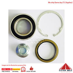 Wheel Bearing Kit For Mazda 626 2.0l 4cyl Ge Gf Fs Fits - Front Left/right Kwb11
