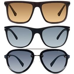 Alpine Swiss Mens Polarized Sunglasses Vintage Retro Aviator Driving Glasses $12.99