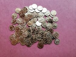 On Sale   1978 Krugerrand South Africa Small Brass Tokens