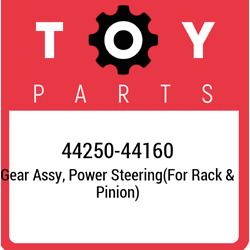 44250-44160 Toyota Gear Assy, Power Steeringfor Rack And Pinion 4425044160, New