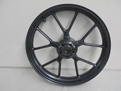 Triumph Street Cup Genuine Anthracite Front Wheel Assy New