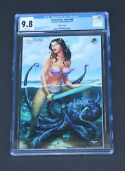 Grimm Fairy Tales 90 Cgc 9.8 Comikaze Exclusive Sexy Ride Cover 2013