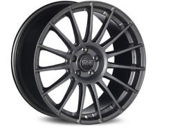 Winter Tyre And Wheel Sets Alloy Wheels Oz Superturismo Lm 19 Inch Grey Dunlop