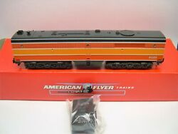 6-48123 American Flyer Southern Pacific Diesel B Unit W/ Railsounds, New In Ob