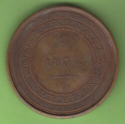 Russia Size Bronze Medal 1835 Besuch Der Coin Very Rarely Nswleipzig