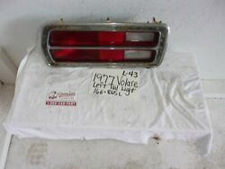 Used Chrysler Volare 1977and039 Leftside Tail Light Drivers Quality