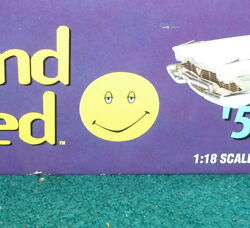 Ertl 1958 Plymouth Fury Body Shop Assembly Model Kit 1/18 Dazed And Confused
