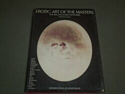 1974 Erotic Art Of The Masters By Bradley Smith Book - Great Photos - I 1350