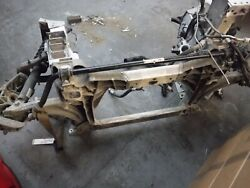 2010 Aston Martin Rapide 6.0 Complete Full Front Sub Frame Assembly Suspension