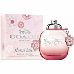 Coach Floral Blush By Coach Perfume For Women Edp 3 / 3.0 Oz New In Box