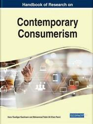 Handbook Of Research On Contemporary Consumerism English Hardcover Book Free S