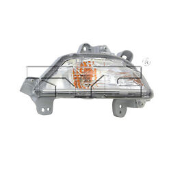TYC 18-6139-00-9 Front Right Turn Signal Light for 2014-2015 Mazda 3 MA2531119