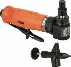Dotco 1/4 Collet, Angle Handle, Air Angle Die Grinder 12,000 Rpm, Rear Exhau...