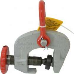 Campbell 6,000 Lbs. Load Capacity Sac Clamp 2 Inch Max Grip And 2.125 Inch Thick